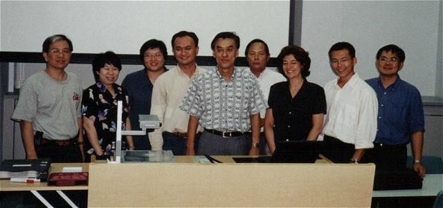 Christina Chew, Vivien Lim, Dominique Maayan, Yong Meng Sun ...