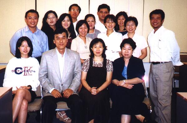 Jansen Ng, Doris Tan, Jenny Ng, Darren Liew, Leonie ...